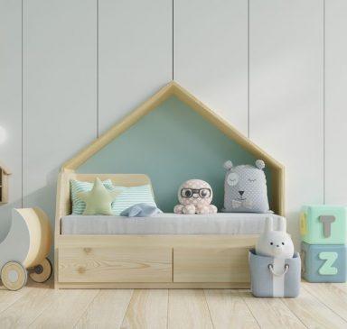 Choisir un lit pour enfant