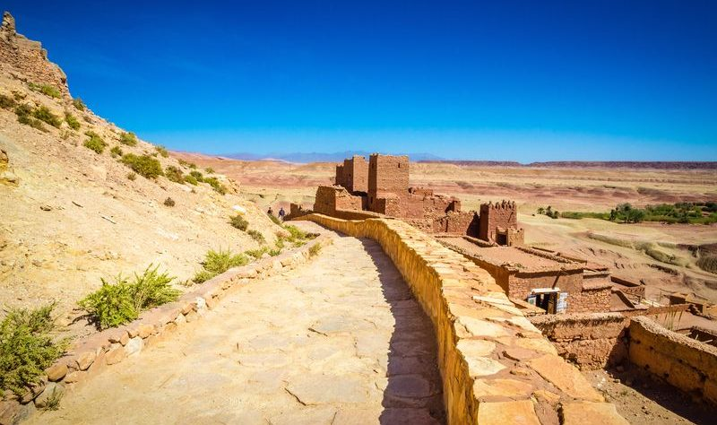 Voyage au maroc paysage
