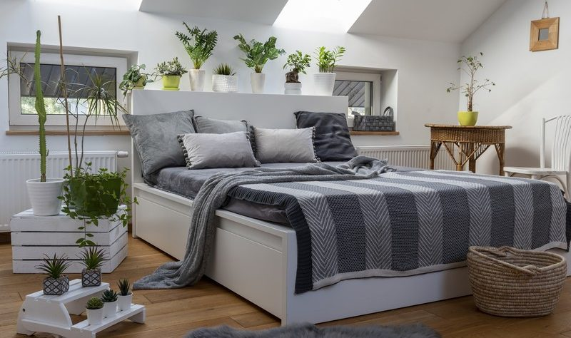 mobilier chambre adulte